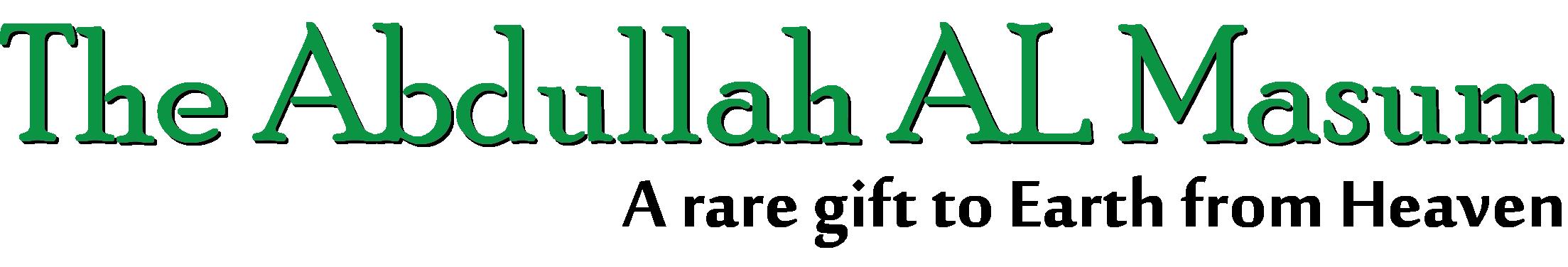 The Abdullah AL Masum